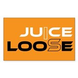 2010 Juice Is Loose Decal