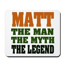 MATT - The Legend Mousepad