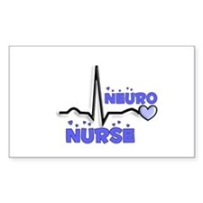 Registered Nurse Specialties Decal