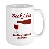 Book Club Reading Between The Mug