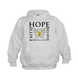 Hope Childhood Cancer Hoodie