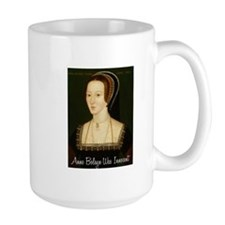 Cute Anne boleyn Mug