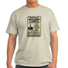 """Lincoln: Help Yourself!"" Color T-Shirt"