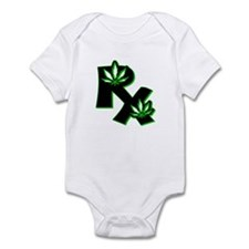 Medical Marijuana Infant Bodysuit