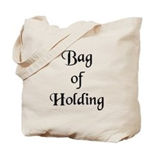 Bag Of Holding Tote Bag