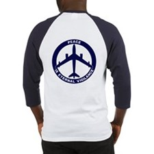 B-47E Peace Sign Baseball Jersey