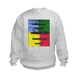 Ripped Art Jumpers By CE