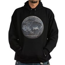 The Buffalo Nickel Hoodie