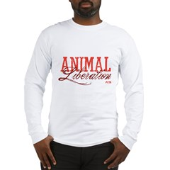 Animal Liberation Long Sleeve T-Shirt