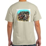 GUNSMOKE 55th Official T-Shirt