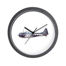 Douglas Dauntless Wall Clock