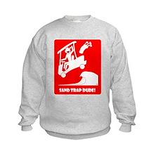 SAND TRAP DUDE-56 Sweatshirt