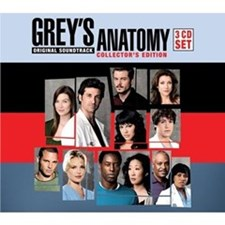 Grey's Anatomy Soundtrack - Vol 1-3