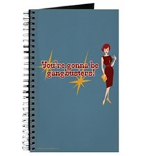 Mad Men Gangbusters Journal