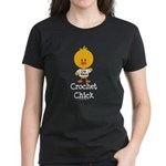 Crochet Chick Women's Dark T-Shirt