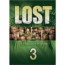LOST: The Complete Third Season DVD