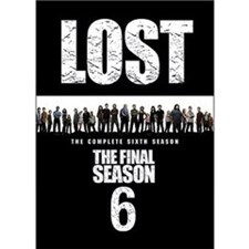 LOST: The Complete Sixth Season DVD