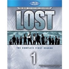 LOST: The Complete First Season Blu-Ray