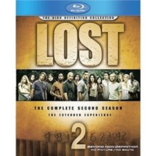 LOST: The Complete Second Season Blu-Ray