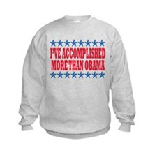 Not Obama 2012 Sweatshirt