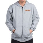 A Government That Outlaws Gun Zip Hoodie