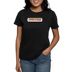 A Government That Outlaws Gun Women's Dark T-Shirt