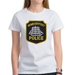 Newburyport Police Women's T-Shirt
