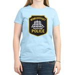 Newburyport Police Women's Light T-Shirt