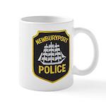 Newburyport Police Mug