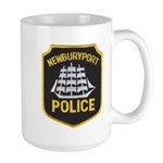 Newburyport Police Large Mug