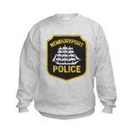 Newburyport Police Kids Sweatshirt