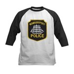 Newburyport Police Kids Baseball Jersey