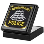 Newburyport Police Keepsake Box
