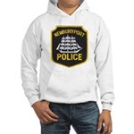 Newburyport Police Hooded Sweatshirt