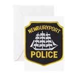 Newburyport Police Greeting Cards (Pk of 20)