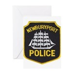 Newburyport Police Greeting Card