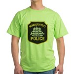 Newburyport Police Green T-Shirt