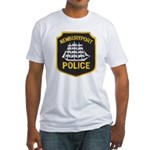Newburyport Police Fitted T-Shirt
