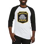 Newburyport Police Baseball Jersey