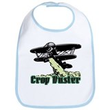 Crop Duster Bib