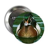 "Unique Duck 2.25"" Button"