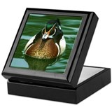 Cute Fowl Keepsake Box