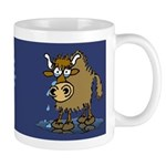 "Cartoon Yaks ""miss you"" Mug"