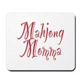 Mahjong Momma Mousepad