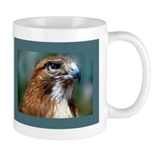 Redtail Hawk Mug