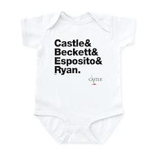 Castle&Friends Infant Bodysuit