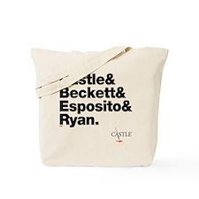 Castle&Friends Tote Bag