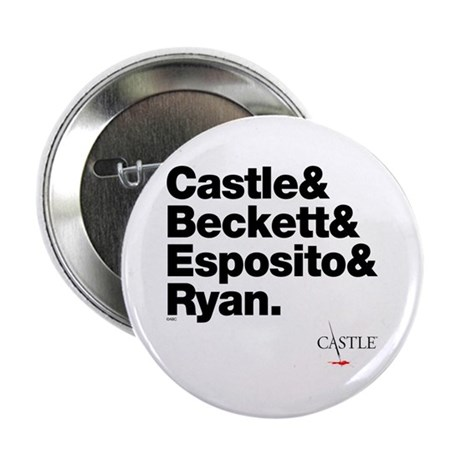 "Castle&Friends 2.25"" Button"