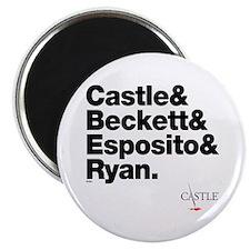 Castle&Friends Magnet