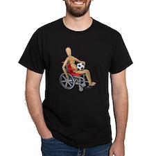 Soccer Wheelchair T-Shirt